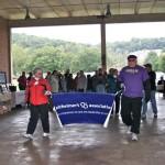 Haywood County Memory Walk at Lake Junaluska a Big Success!